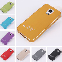 Metal Case For Samsung S5 S 5 G900 Metal Frame With Aluminum Back Case For Samsung