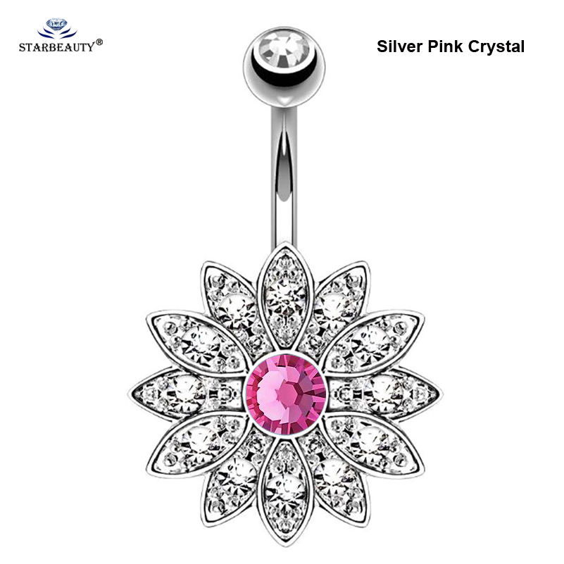 Silver Pink Crystal