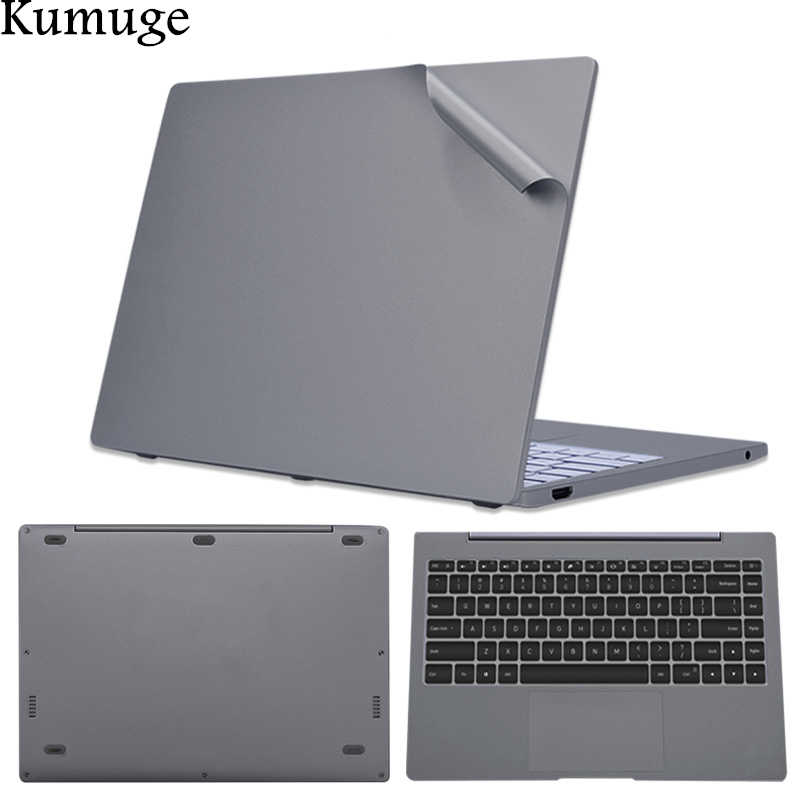 Laptop Sticker for Xiaomi Mi Notebook Pro 15.6 Full Set Body Vinyl Decal Computer Skin Cover for Xiaomi Air 12.5 13.3 Capa Para