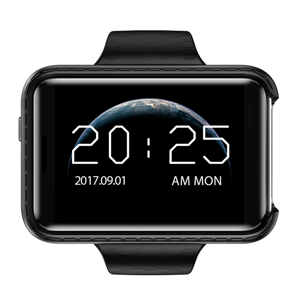 DM98 Smart Mobile Watch 2 2 inch MTK2502C Pedometer SIM Video Record Music TF Card Extend