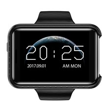 DM98 Smart Mobile Watch 2.2-inch MTK2502C Pedometer SIM Video Record Music TF Card Extend GSM MP3 MP4 Camera Smartwatch phone(China)