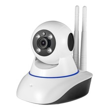 HD Wireless Security IP Camera WifiI IR-Cut Night Vision Audio Recording Surveillance Camera Network Baby Monitor Sensor Alarm