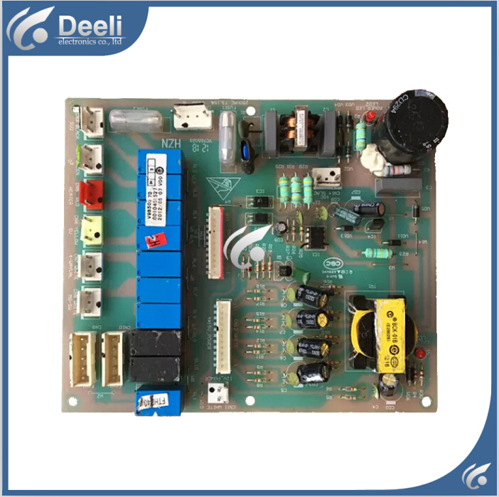 98% new good working for Air conditioning computer board KVR-150W/B520A 0010451527 circuit board 95% new for haier air conditioning computer board circuit board kvr 32n b520a 0010450745ae good working