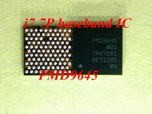 2 pces-30 pces novos e originais para iphone 7 mais pmd9645 bbpmu_rf baseband pequena potência ic