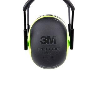 Image 2 - 3M PELTORX4A תקורה לרעש מחממי אוזני הפחתת רעש אטמי אוזני 33dB NRR מתכוונן סרט נוח עבור עבודה שינה