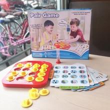 Интеллектуальные пазлы, парные игры, детские игрушки, семейные настольные игры, детский тренажер памяти, интеллектуальные товары для вечеринки, игрушки, новинка, подарки