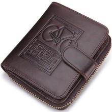 Men Clutch Bags Genuine Leather Wallet Men New Brand Wallets Male Wallets Purses carteira masculina billeteras portafogli uomo