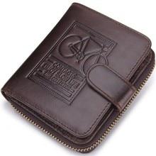 Men Clutch Bags Genuine Leather Wallet Men New Brand Wallets Male Wallets Purses carteira masculina billeteras portafogli uomo
