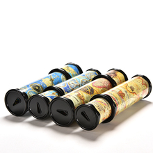 Rotating Kaleidoscopes 21/31cm  Colorful World Preschool Toys Style at Random Best Kids Xmas Gifts