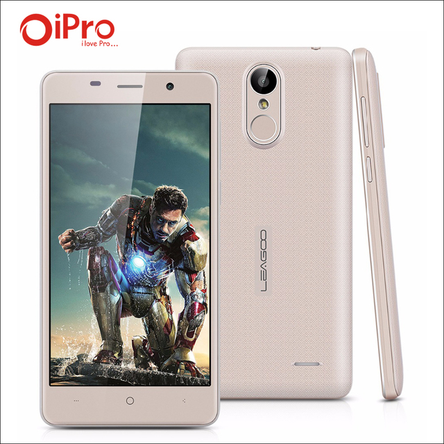 Original Leagoo M5 Shockproof Smartphone Android 6.0 5'' MTK6580 Quad Core 2GB+16GB Dual SIM GPS Fingerprint 3G Mobile Phone