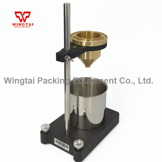 4mm China Flow Cup/ Ink Viscosity Cup/Viscometers Zahn Cup 30s~100s