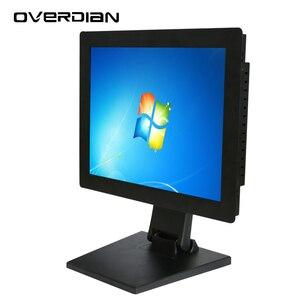 Image 4 - 21.5 inch Win7 Systeem Enkele Touch1920 * 1080 Industriële Computer Huishoudelijke Embedded Computer ResistanceTouch Vliegtuig computer Screen