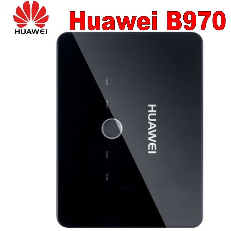 unlocked huawei B970 router 3g gsm wifi router