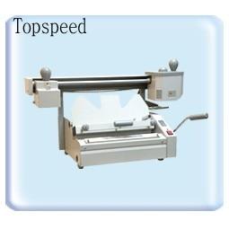 Bindemaschine Gelernt Perfekte Buchbindemaschine Mit Roughener Einheit