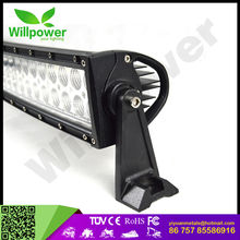 Combo Beam Off Road Truck 4wd 300w Curved 12v Work waterproof car 52 inch offroad LED Light Bar 4×4