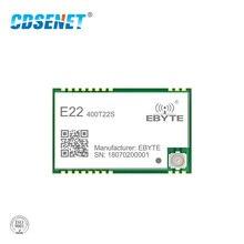 Wireless-Transceiver Lora-Net Ipex-Stamp-Hole SX1262 UART 433mhz E22-400T22S 22dbm Working