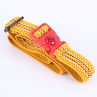 Free Shipping Candy Color 1 Inch Wide Kids Children Elastic Waist Belt For Boys Girls