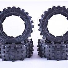 Гигантские шины для внедорожных шин с большим протектором для Rovan LT KMX2 LOSI 5IVE-T DBXL