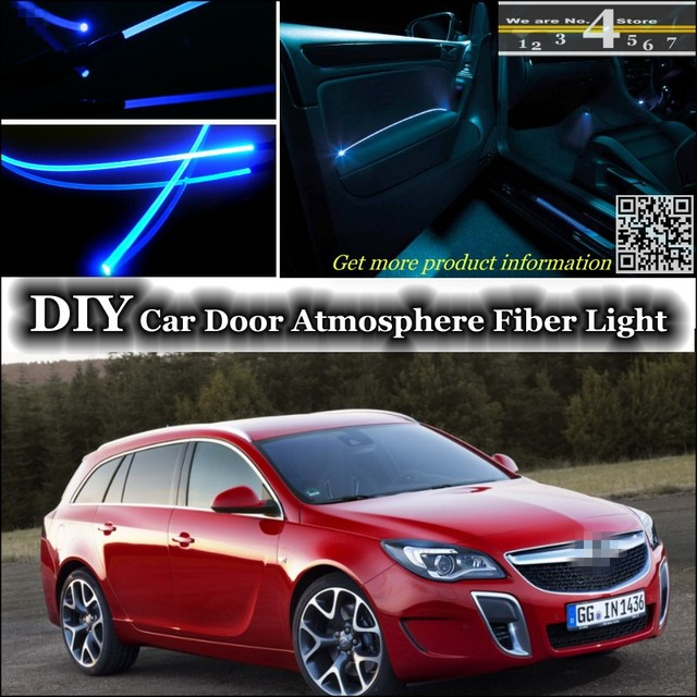 For Opel Insignia interior Ambient Light Tuning Atmosphere Fiber ...