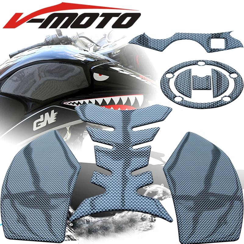Refitting Membrane Oil Tank For SUZUKI GW250 Motorcycle To Protect Fishbone Side Scratch Resistant Waterproof Sticker