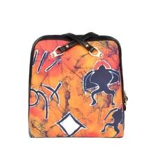 Beivah Марка национальный винтаж цифровой печати рыбы девушки рюкзак женщин сумка Девушки Сумка Bolsa Feminina
