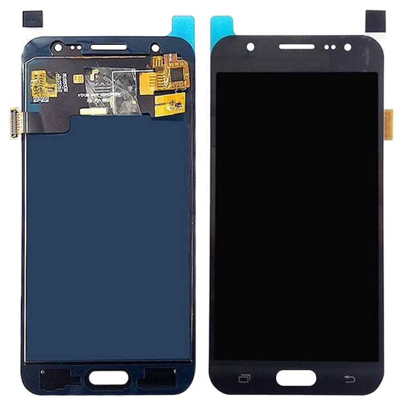 <font><b>AMOLED</b></font> Replacement LCDs For Samsung Galaxy J5 2015 <font><b>J500</b></font> J500F J500FN J500H J500M LCD Screen Touch Display Digitizer Super image