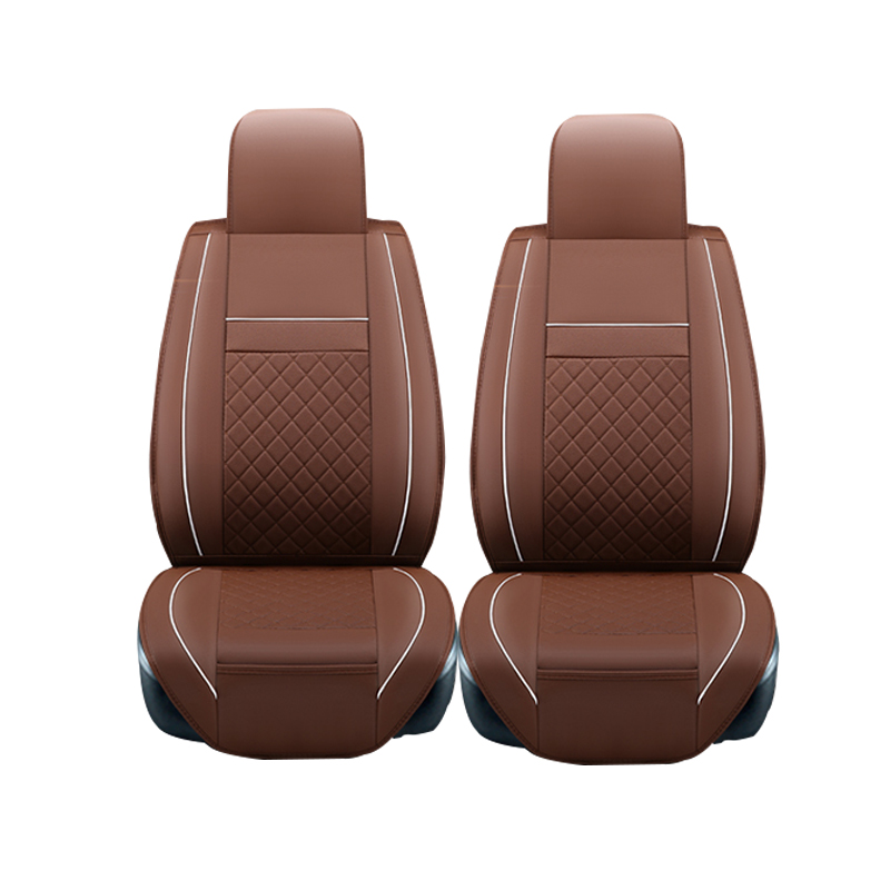 Leather car seat covers For Audi A6L Q3 Q5 Q7 S4 A5 A1 A2 A3 A4 B6 b8 B7 A6 c5 c6 A7 A8 car accessories styling ouzhi brand black pu leather car seat cover front and back set for audi a1 a3 a4 a6 a5 a8 q1 q3 q5 qq7 car cushion covers