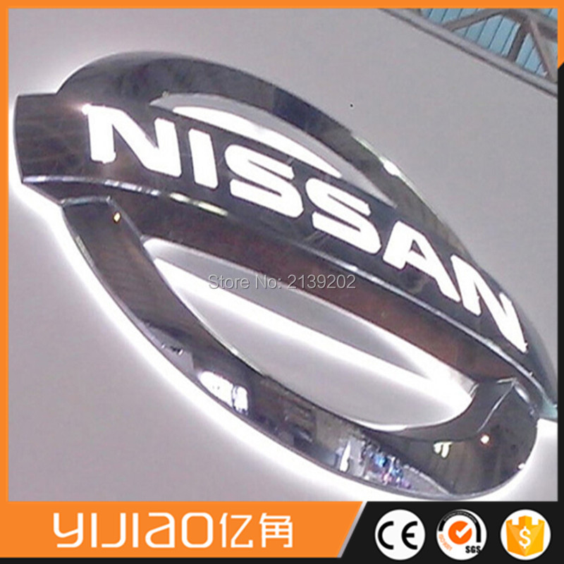 Online Get Cheap D Led Sign Aliexpresscom Alibaba Group - Car sign with names