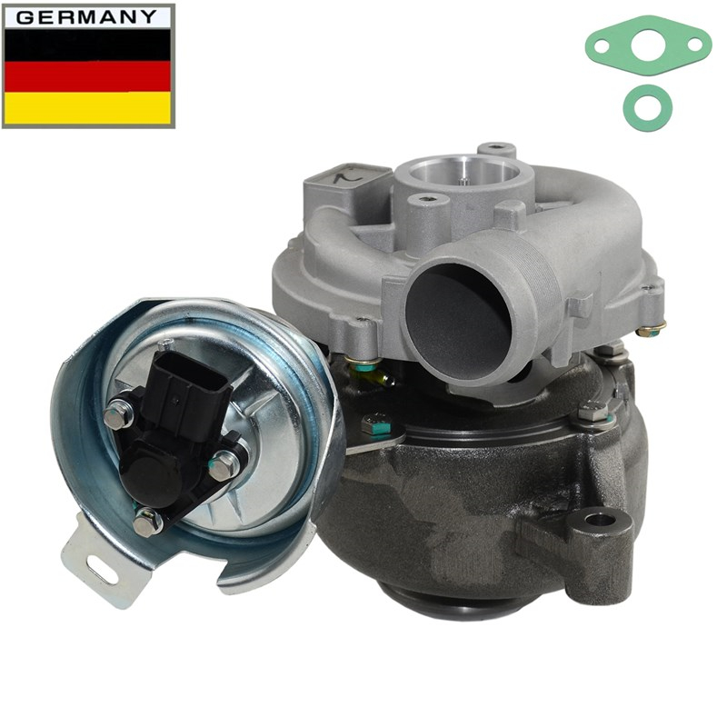 Nouveau turbocompresseur pour citroën PEUGEOT Volvo Ford S-MAX 2.0 TDCi 760774 GT1749V 103 Kw 140 ch QXWA, QXWB Turbolader Turbo chargeur