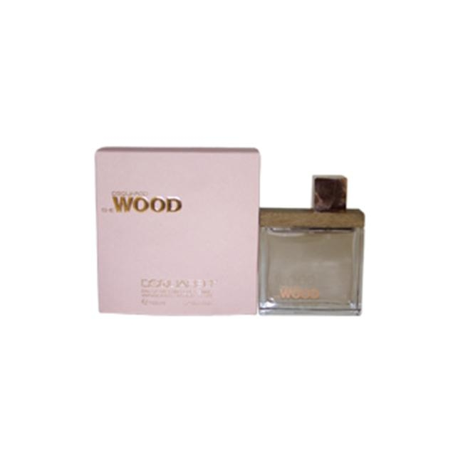 Dsquared2 W-5152 She Wood by Dsquared2 for Women - 3.4 oz EDP Spray davidoff echo w edp 30