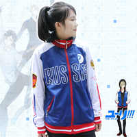 Yuri on Ice Yuri Plisetsky Cosplay Jacket Yuri!!! on Ice Coat Yurio Cosplay Costumes