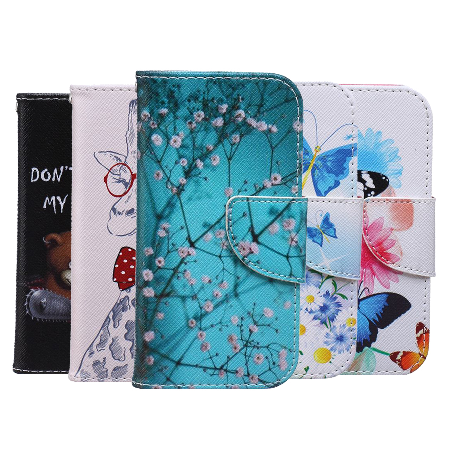 Leather Case sFor Fundas Samsung Galaxy Note 3 case For Samsung Note 3 N9000 Wallet Case ...