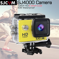 Original SJCAM SJ4000 Action Camera Diving 30M Waterproof Camera 1080P Full HD 170 Degree Sports Camera