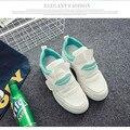2017 Модный Бренд Весна Лето женская Повседневная Обувь Девушки Классический Повседневная Прогулки Женская Обувь Zapatos Mujer Плоские туфли