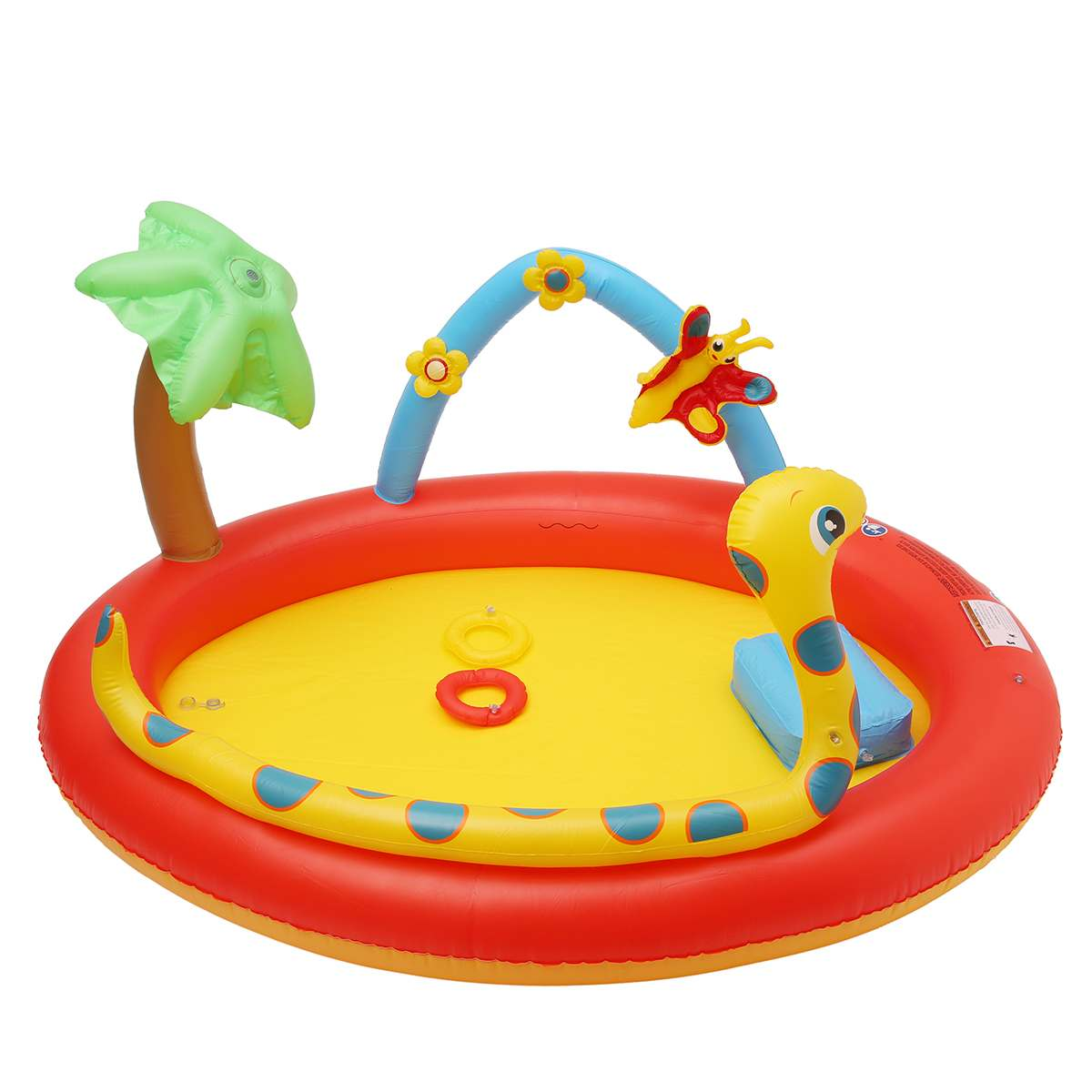 Piscine gonflable enfants enfants en plein air eau sûre jouer bébé infantile gonflable mignon Animal bain piscine enfant en bas âge jeu jouet
