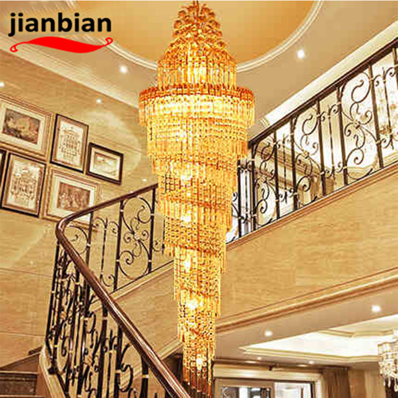 Stair droplight long double entry stair lamp droplight luxury villa stair crystalline light sitting room of contemporary and con girjesh singh v ganesan and s b shrivastava structural studies of nano crystalline metal oxide films