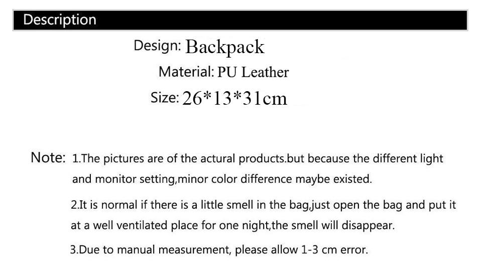 HTB1OJwnkyMnBKNjSZFoq6zOSFXav Preppy Style Women Backpack Bear Toys PU Leather Schoolbags for Teenage Girls Female Rucksack Shoulder Bag Travel Knapsack
