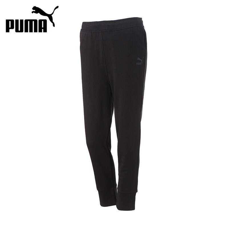 Original New Arrival 2017 PUMA Women's  Pants Sportswear original new arrival 2017 puma archive t7 track pants double knit men s pants sportswear