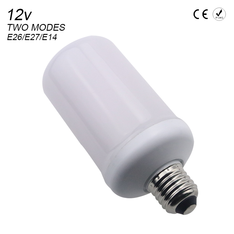 Lâmpadas Led e Tubos bruxuleante e14 luzes smd2835 Modes 1 : Flickering Mode