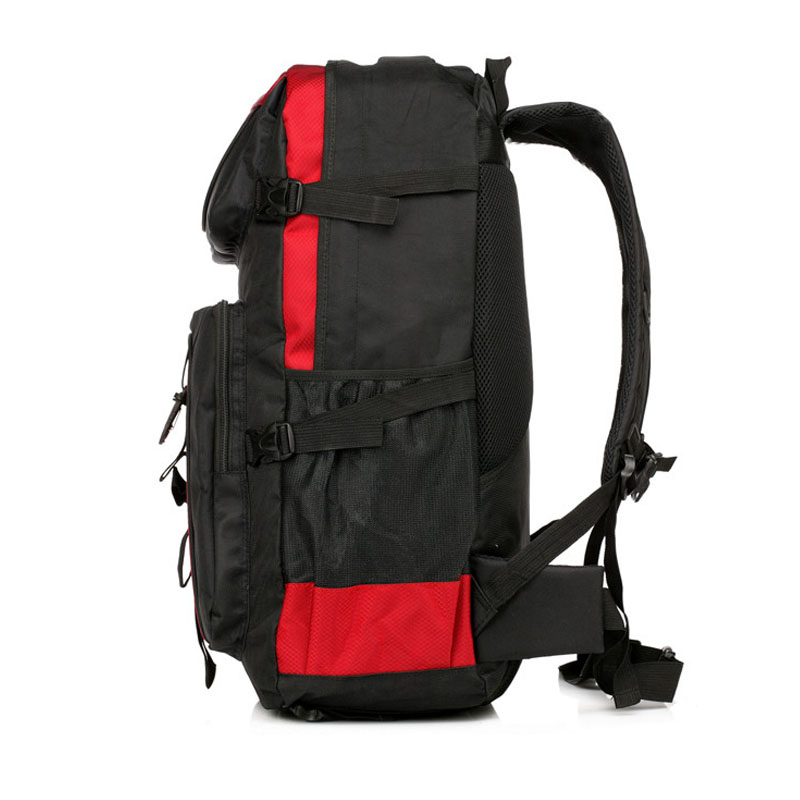 9bc81fa96070 Chuwanglin New stores hot fashion men s backpack unisex nylon waterproof  Travel bag 60L Large capacity Laptop bags S70-in Backpacks from Luggage   Bags  on ...