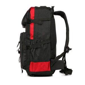Image 5 - Chuwanglin nouveaux magasins mode chaude hommes sac à dos unisexe en nylon sac de voyage étanche 60L grande capacité sacs pour ordinateur portable S70
