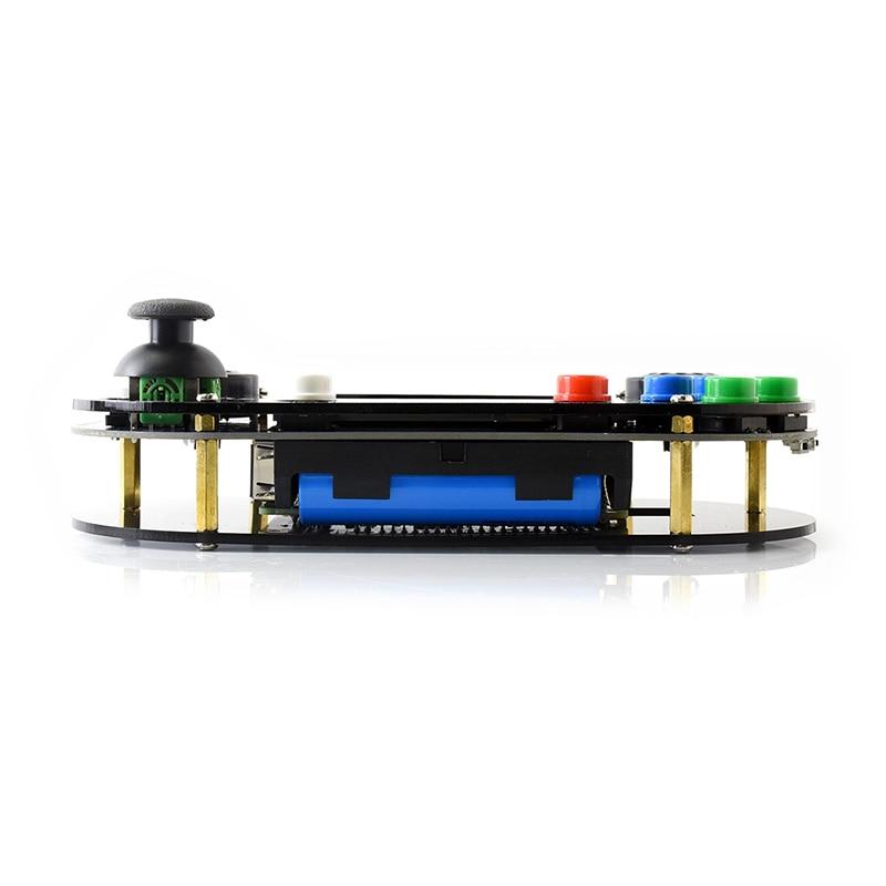 3.5 pouces IPS écran Raspberry Pi jeu console joueur de jeu de poche circuit d'extension compatible avec Raspberry Pi Un +/B + /2B/3B/3B + - 5