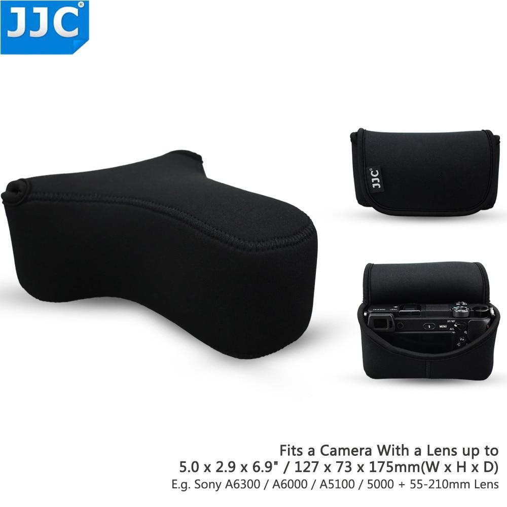 JJC DSLR Camera Photo Bag Case for Sony A6300/A6000/A5100/A5000/NEX3N/Olympus E-PL7/E-PL6/E-PL5/E-P5/E-PL3 Protector