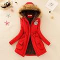 <font><b>Bella</b></font> Philosophy зимние женские зимние пальто Новые парки утепленная женская верхняя одежда хлопковая зимняя куртка парки для женщин