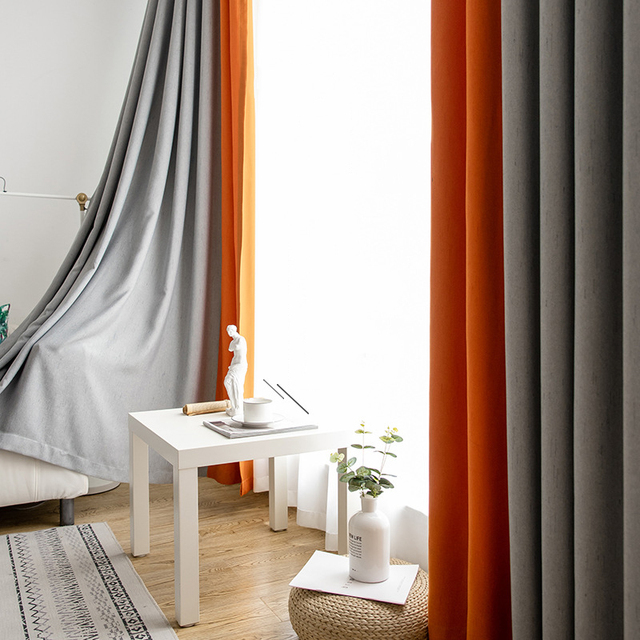 Stylish Nordic Curtains