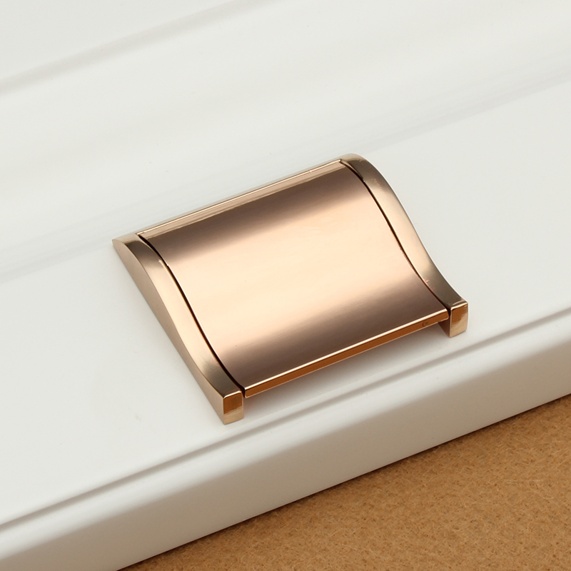 Modern minimalist stealth cabinet door handle free slot wardrobe ...