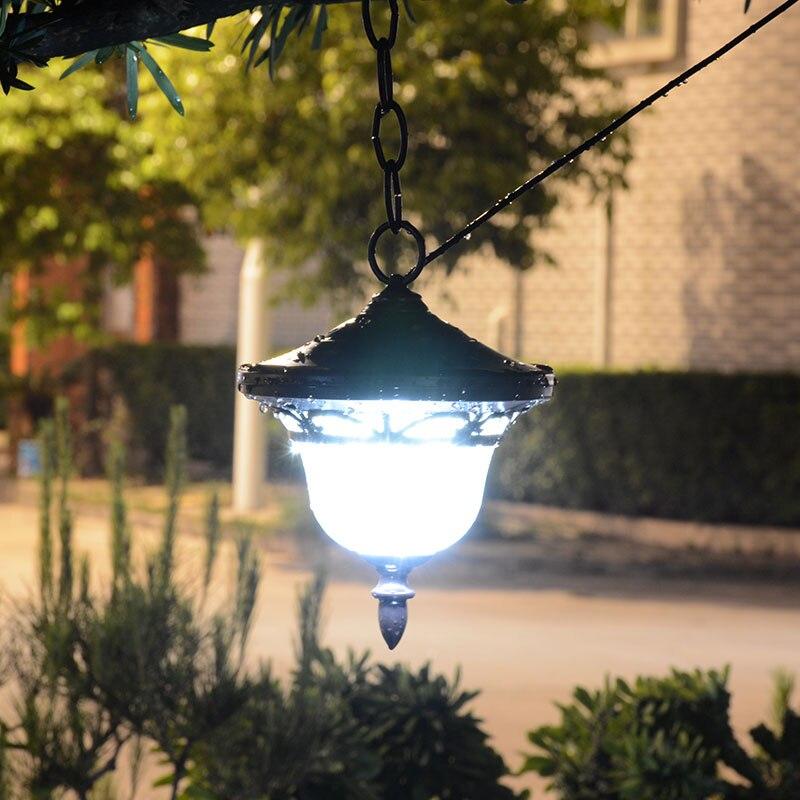 comprar luz solar led creativa lmparas jardn balcn luces iluminacin exterior led powered solar control de luz sistema de with luces exteriores jardin