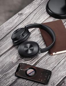 Image 5 - Mpow H12 Hybrid Active Noise Cancelling Bluetooth Headphones 30H Playing Time 40mm Driver Wireless Wired 2 in 1 For Travel Work