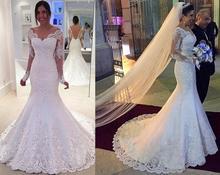 Backless Bride Dress Wedding Off The Shoulder Sleeves Bridal Gown Dresses For Superbweddingdress