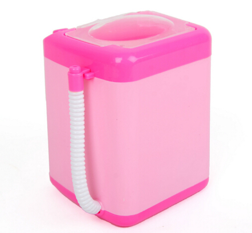 Educational Toy Mini Electric Washing Machine Children Pretend & Play Baby Kids Home Appliances Toy 3